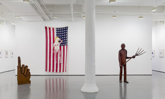 Louise Kruger: 1924-2013, installation view
