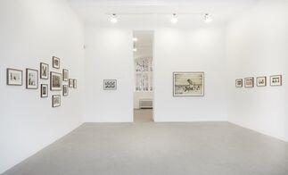 Jonas Brandin | Studies on Science and Magic, installation view