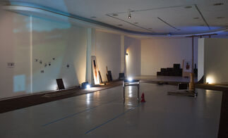 School for the Movement of the Technicolor People, installation view
