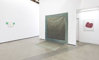 Supports/Surfaces is Alive and Well, installation view