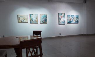 Alkis Pierrakos, installation view