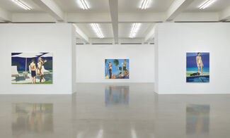 Eric Fischl - Complications From an Already Unfulfilled Life, installation view