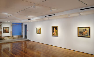 Lois Chiles, Richard Deutsch, Carole A. Feuerman, Beth Lambert, installation view
