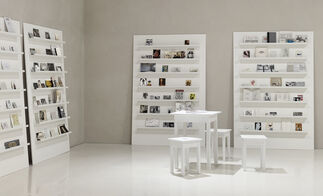 Monika Bartholomé – Museum for Drawing, installation view