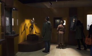 Masterpieces from Africa in the Collections of the Musée Dapper, installation view