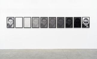 Mounir Fatmi | 'Inside the Fire Circle', installation view