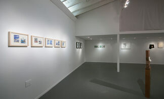 Palimpsest curated by William Cordova, installation view
