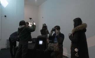 Virtually Real Bodies, installation view