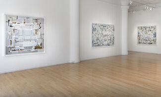 James Kennedy: thoughtforms, installation view