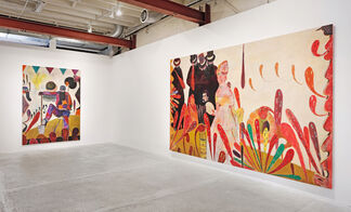 Ryan Mosley: Thoughts of Man, installation view