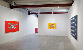 Mark Dean Veca: Made for You and Me, installation view