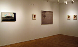 Jen Mazza:  \ /\/\/\/\/\ /\\\\\\\\\///////////\ A PAINTING IS A MACHINE, installation view
