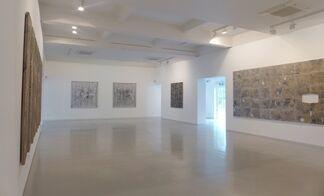 ANTONIO PURI, installation view