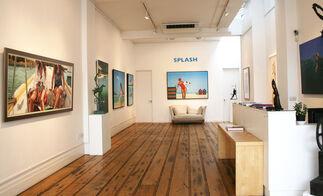 Splash, installation view