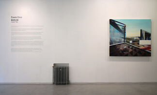 Edward Coyle: Build!, installation view