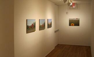 John Beerman: Land and Spirit, installation view