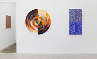 Taro Suzuki / Charlotte Hallberg : Second Sight, installation view