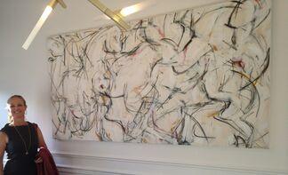 Equestrian Movement, installation view