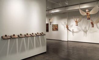 Heri Dono: The World and I, installation view