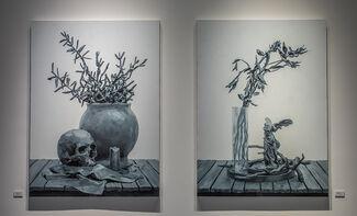 COLOSSUS - Yoann Mérienne Solo Exhibition, installation view
