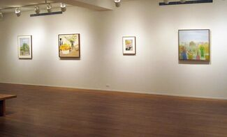 Theme and Varistions, installation view