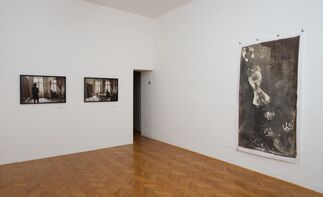 Stretching Space, installation view