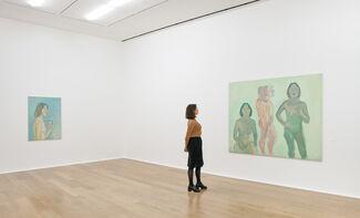 Maria Lassnig: A Painting Survey, 1950 – 2007, installation view
