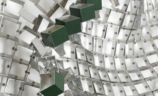 Simões de Assis at SP-Arte 2020, installation view