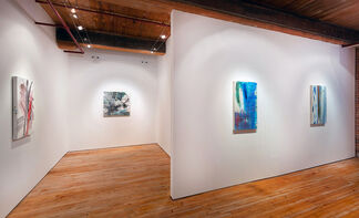 Louise Fishman: It's Here - Elsewhere, installation view