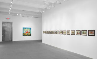 Victor Castillo: We Were All To Be Kings, installation view