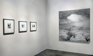 Tapestries and Drawings, installation view