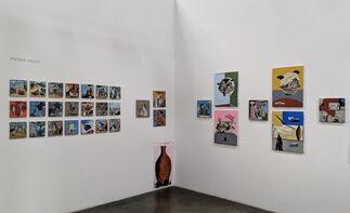 Landscape Yo-Yo, installation view