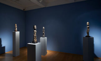 Icons of Beauty: Traditional Sculpture of Mali, installation view