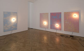 Some Sky, installation view