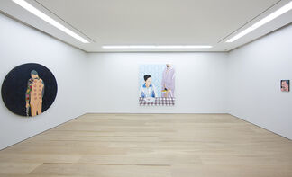Flesh and Me, installation view