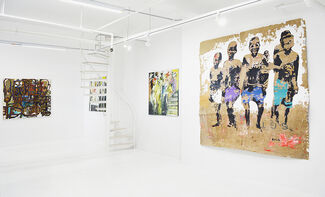 FLAUNT: Africa New Wave, installation view