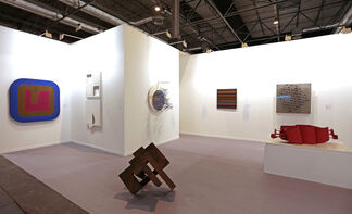 Leon Tovar Gallery at ARCOmadrid 2016, installation view