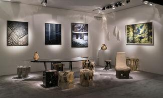 ammann//gallery at The Salon Art + Design 2018, installation view