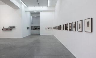Rami Maymon / Phonetic Transcription, installation view