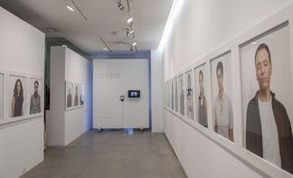 Closed / José Luis Santalla, installation view