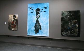 IDENTITY: A Visual Artifact, installation view