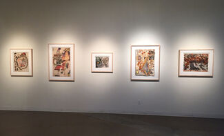 Lance Letscher - Be My Life's Companion, installation view