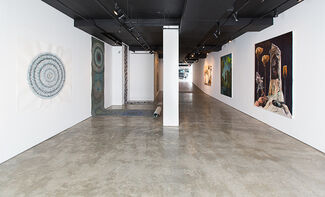 Leaps into the Void:  Shamanism, Meditation, Transcendence, Oblivion, installation view