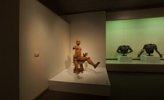 YAMATO-JIKARA at SOGO Museum, installation view