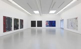 Egan Frantz: The Oat Paintings, installation view