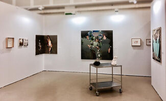 The Rooster Gallery at YIA ART FAIR #09 (Brussels), installation view