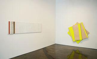 Melissa Kretschmer & Russell Maltz: Plywood, installation view