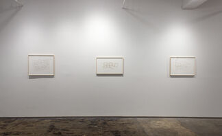 The Absence, installation view
