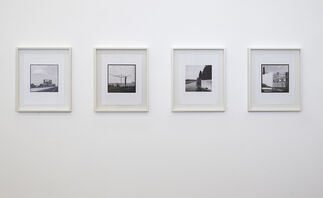Tuija Lindström Selected works from the 80's, installation view