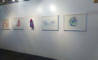 Nasui Collection & Gallery at Contemporary Istanbul 2014, installation view